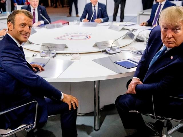 G7: visite surprise du ministre iranien des Affaires étrangères à Biarritz