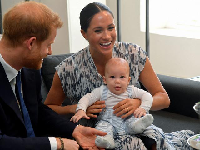 Meghan Markle et Harry : le petit Archie, plus populaire que ses parents sur Instagram