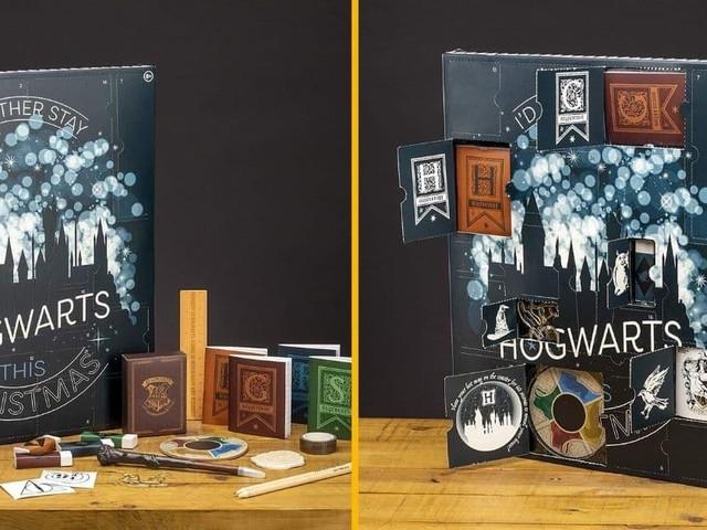 [TOPITRUC] Un calendrier de l'avent pour les fans d'Harry Potter