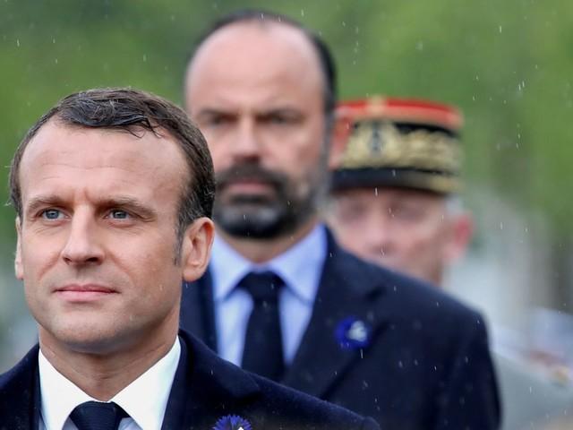 La popularité de Macron s'envole chez les électeurs de droite [SONDAGE YOUGOV]