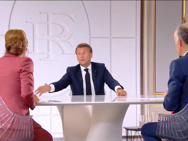 Dessine-moi une mesure : avant chaque allocution, les fantasmes médiatiques sur les annonces de Macron