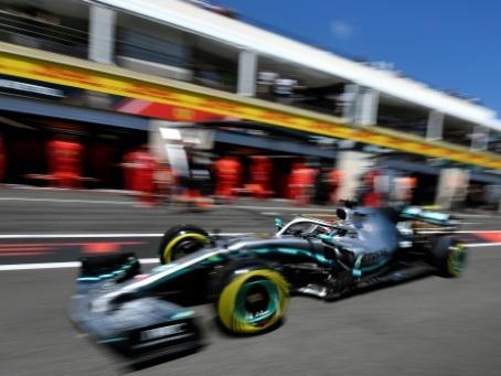 """La F1 """"vise"""" un début de saison en Autriche le 5 juillet"""