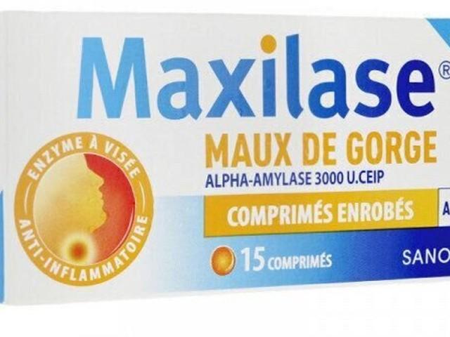 Le Maxilase n'est plus en vente libre: comment soigner son mal de gorge?