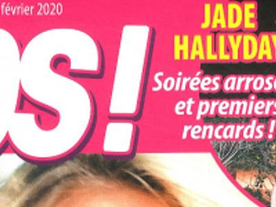 Jade Hallyday, le choc, ses soirées arrosées et premiers rencards
