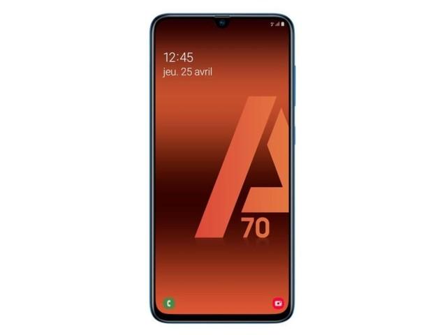 Où acheter le Samsung Galaxy A70 au meilleur prix en 2019 ? Toutes les offres
