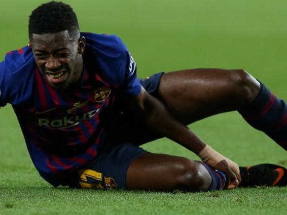 FC Barcelone : Le verdict est tombé concernant la blessure de Dembélé !