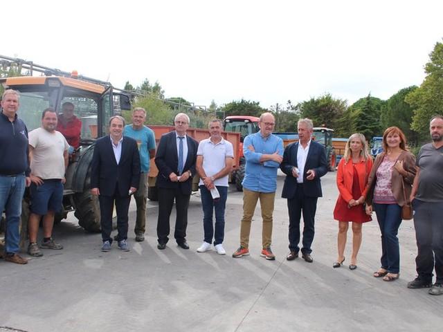 Aude : la guerre des containers pour faire voyager les vins limouxins