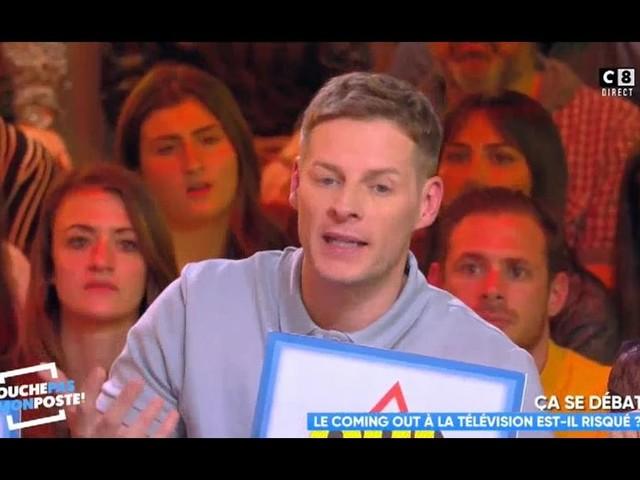 """Matthieu Delormeau effrayé depuis son coming-out : """"Je vis dans la peur"""""""