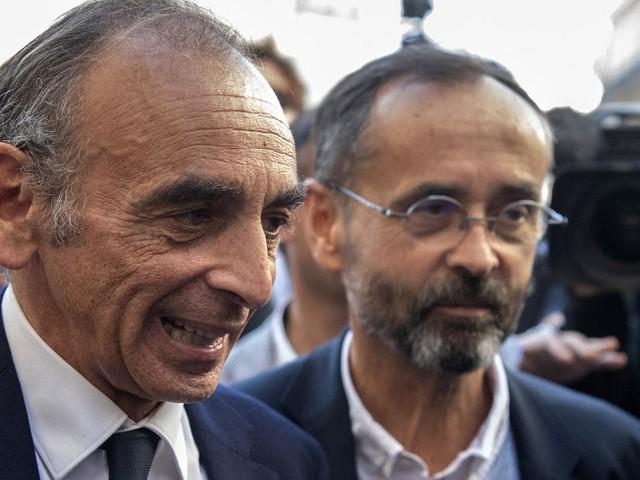 Présidentielle 2022 : Ménard appelle Zemmour et Le Pen à s'unir, ces derniers bottent en touche