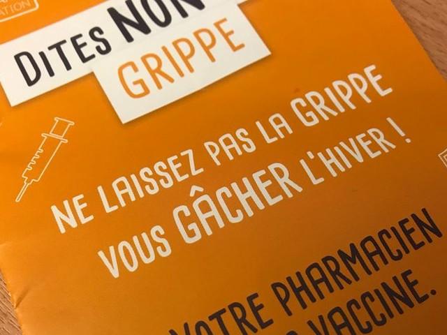 Grippe : dernière ligne droite pour se faire vacciner chez votre pharmacien en Bretagne