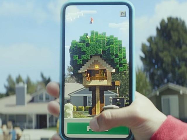 Minecraft Earth : le Minecraft en AR est disponible dans l'App Store (accès anticipé)