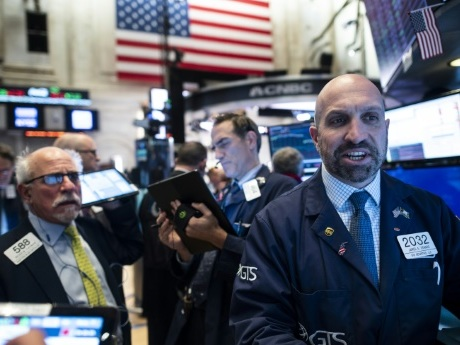 A Wall Street, l'optimisme commercial emmène les indices à des records
