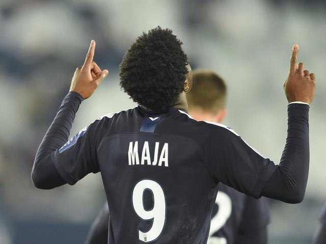 L1: Josh Maja, l'ex-jeune premier retrouve la lumière à Bordeaux