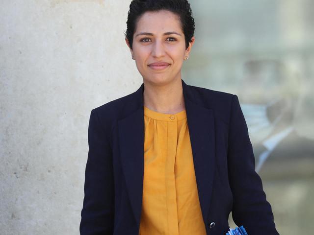 Sarah El Haïry, secrétaire d'État chargée de la Jeunesse et de l'Engagement