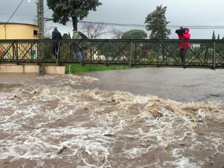 Tempête Gloria dans le sud: près de 2.000 habitants évacués, retour progressif à la normale