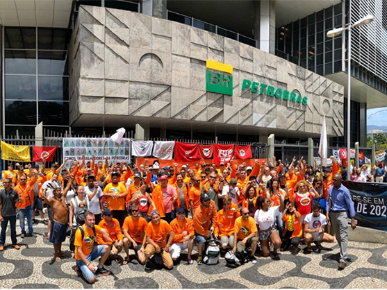Brésil. Les travailleurs du secteur pétrolier ont engagé une grève à l'échelle du pays