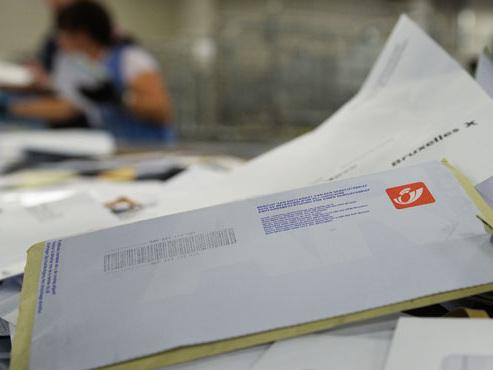 Toujours pas de courrier distribué à Liège en raison d'un mouvement de grève chez Bpost
