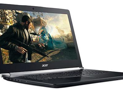 Soldes : le PC portable gamer ACER Aspire V17 à 669 euros