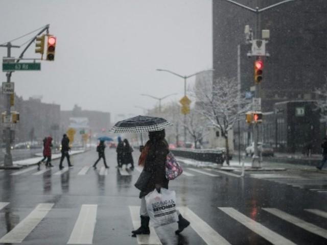 New York: arrestation de 2 hommes accusés de fabriquer des bombes
