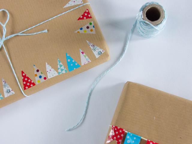 Par quoi remplacer le papier cadeau pour un Noël plus écolo?