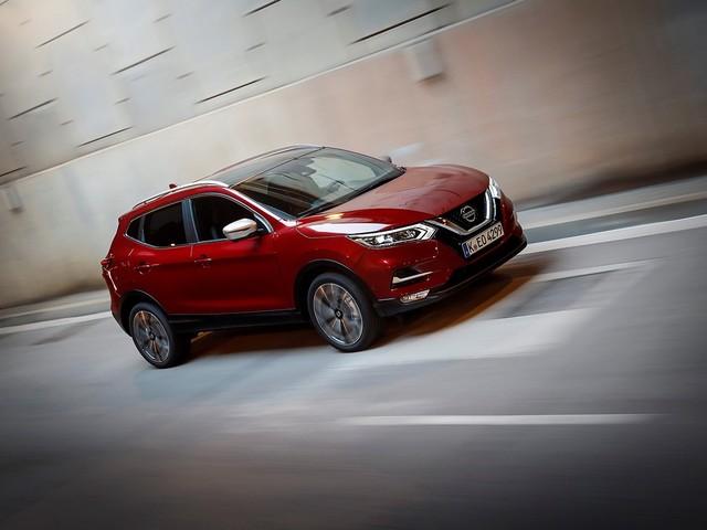 Offrez-vous le crossover Nissan Qashqai pour 239€/mois
