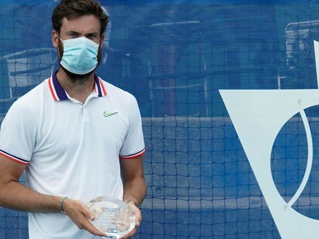 Tennis – Challenge Elite FFT (H) – Cannes : Halys bat Grenier en finale