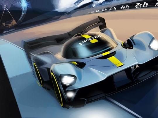 Aston Martin vise les 24 Heures du Mans... en Valkyrie