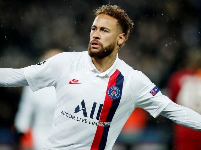 Neymar: « Je me donne à 100 % pour que le PSG triomphe »