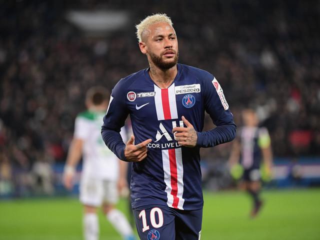 PSG : comme Mbappé, Neymar veut disputer les JO