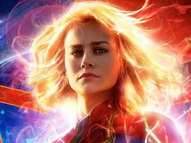 Voici «Captain Marvel», la première et toute puissante super-héroïne de l'univers Marvel