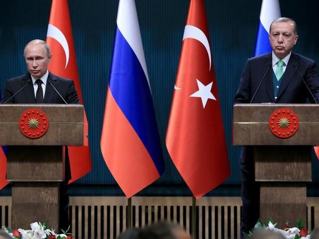 Le retour de la Russie au Moyen-Orient