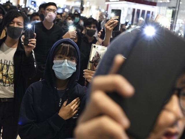 """""""Hong Kong reste derrière ses étudiants contre la dictature du PC chinois"""""""