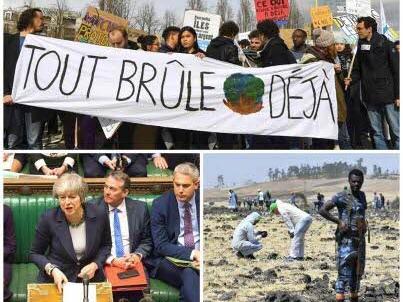 L'Affaire du siècle, Brexit, analyse des boîtes noires du Boeing, ce qui vous attend ce jeudi