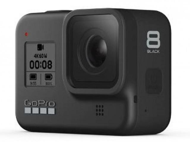 Bon Plan GoPro Hero 8 : La caméra embarquée profite d'une réduction de 26%