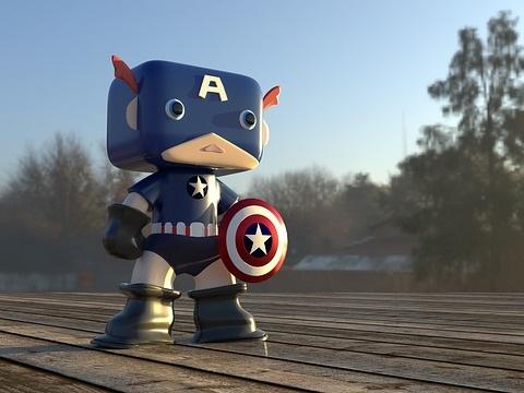 Le Faucon et le Soldat de l'hiver : des images du nouveau Captain America dévoilées