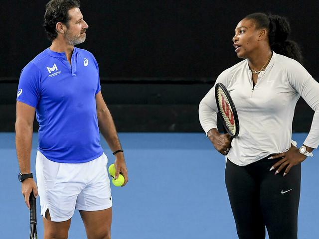 """Tennis: Serena Williams, 40 ans dimanche, """"a changé le tennis"""" selon son entraîneur"""