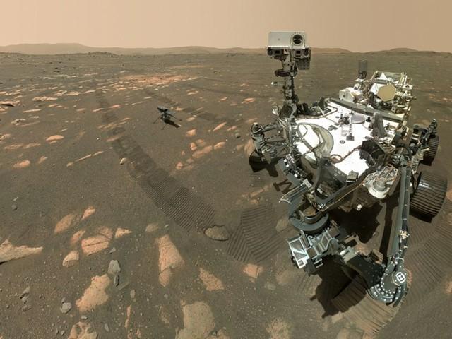 Perseverance va prélever son premier échantillon de roche martienne