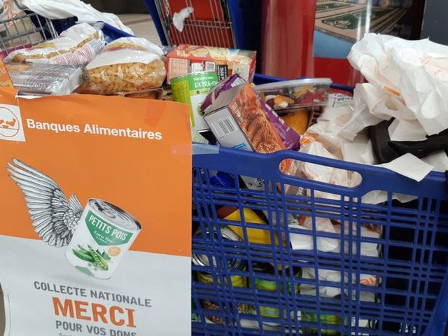 Grande collecte de la Banque Alimentaire ce week-end dans les Landes