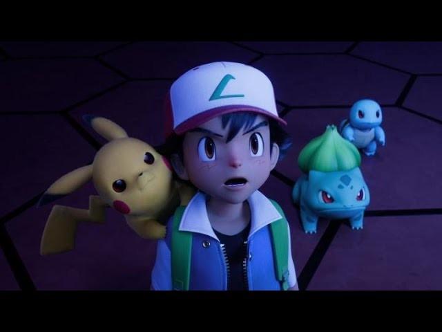 Netflix dévoile le trailer du film Pokémon : Mewtwo contre-attaque – Évolution
