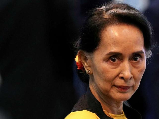 Aung San Suu Kyi, icône déchue