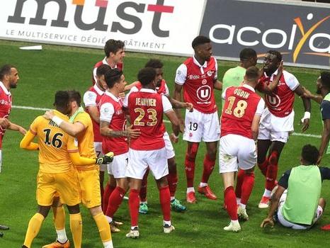 Ligue 2: Grejohn Kyei envoie Reims en Ligue 1