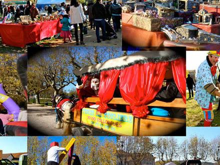 Marchés de Noël du Gard (30) dans la région Occitanie