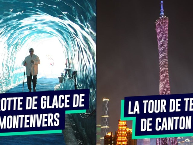 Top 9 des lieux qui feraient un bon décor de James Bond