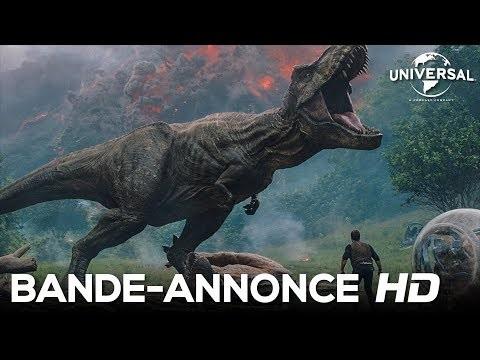 Jurassic World Fallen Kingdom : la bande-annonce
