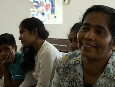 Migrants, fraternités laïques, mariage laïc… au programme de Dieu m'est témoin en octobre sur Outre-mer la 1ère