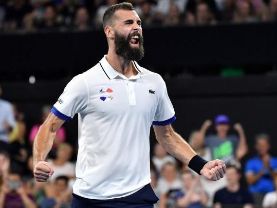 Tennis - ATP - Auckland - Auckland : Benoît Paire se qualifie pour la finale, où il affrontera Ugo Humbert