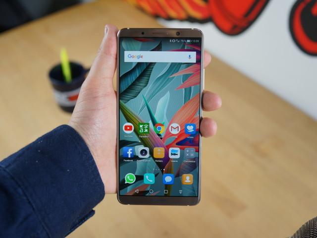 Tech'spresso: Huawei Mate 10 et 10 Pro, Samsung Galaxy A5 et A7 2018 et Android Oreo sur OnePlus 5