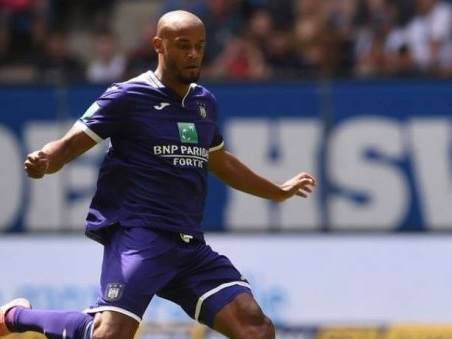 Anderlecht condamné à cause de Vincent Kompany