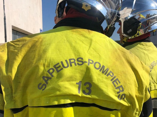 """""""On attend une réponse de la justice, très forte, face aux agressions"""", disent les sapeurs-pompiers de Marseille avant la venue d'Emmanuel Macron"""