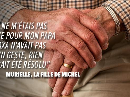 Michel ne parvient pas à se faire rembourser ses frais pré et post-hospitalisation à cause d'une facture d'hôpital BLOQUÉE